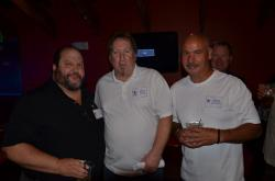 Kenny Cudd, Glenn Shoup and Rob Zavatchan